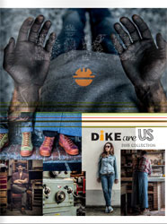 Catalogue  chaussures Dike