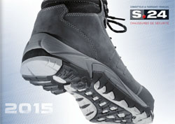 Catalogue  chaussures S24