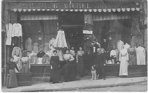 Luxeuil les Bains 1909