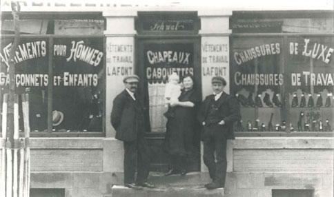 Thaon les Vosges 1922